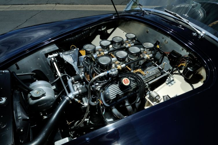 1963 Shelby 289 Cobra Roadster Sport Classic Old USA -06 wallpaper