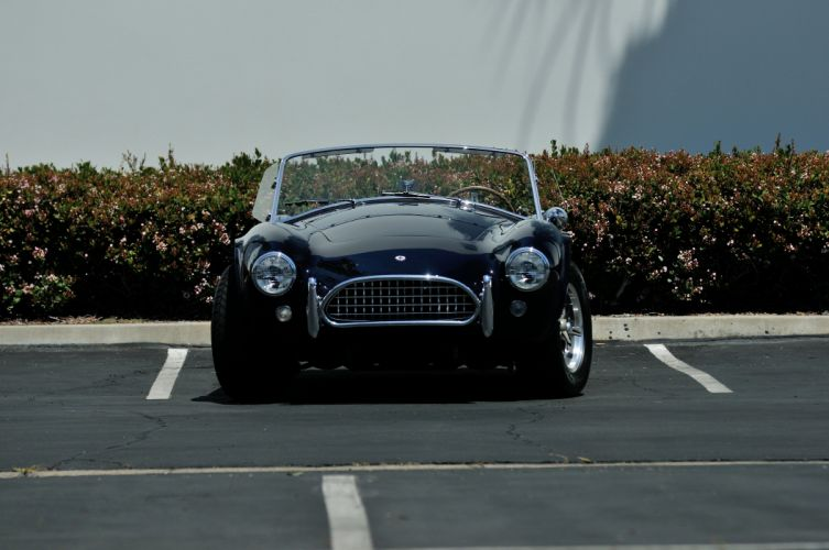 1963 Shelby 289 Cobra Roadster Sport Classic Old USA -07 wallpaper