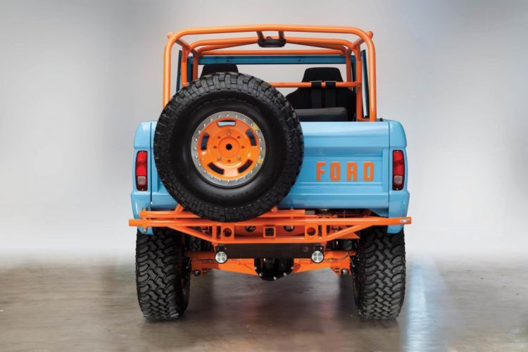 1966 Ford Bronco Heritage Off Road USA -03 wallpaper