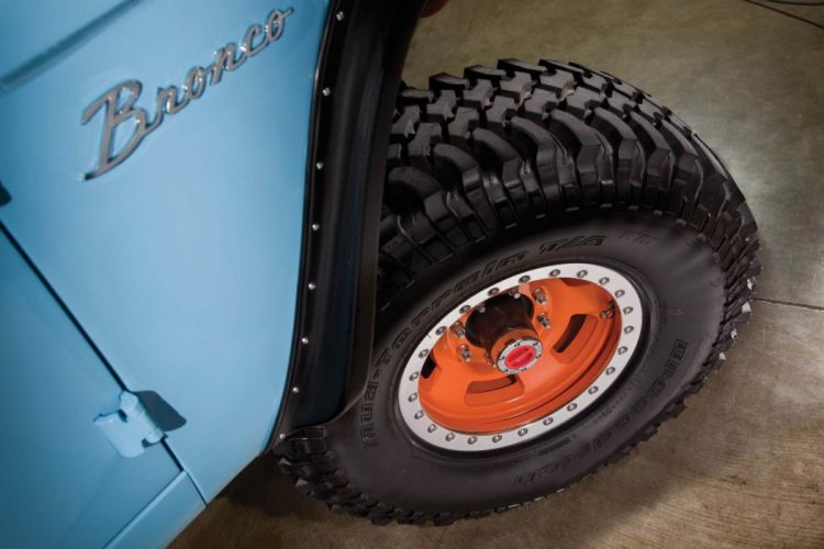 1966 Ford Bronco Heritage Off Road USA -05 wallpaper