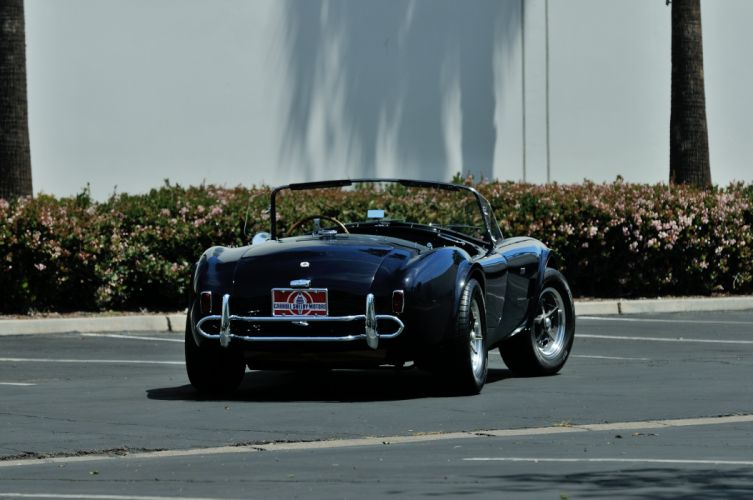 1963 Shelby 289 Cobra Roadster Sport Classic Old USA -10 wallpaper