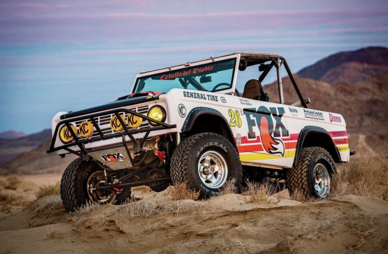 1968 Ford Bronco Off Road Race Car USA 3072x2010-01 wallpaper
