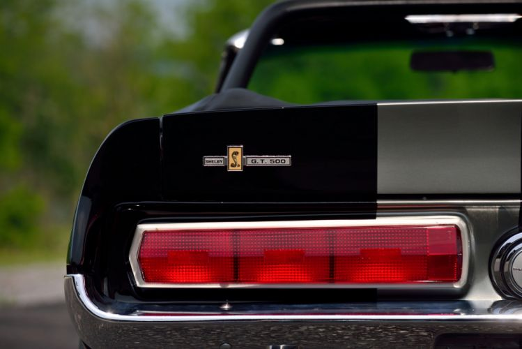 1968 Ford Mustang Convertible Cobra Jet 428 Street Machine Custom USA -14 wallpaper