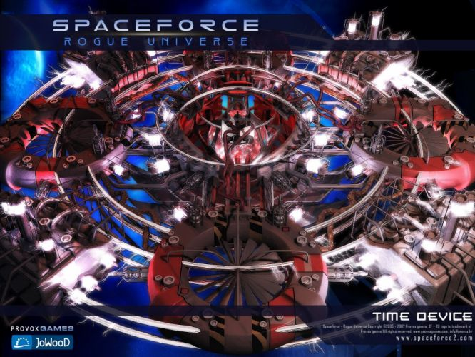 SPACEFORCE space sci-fi futuristic action fighting spaceship 1sforce poster wallpaper