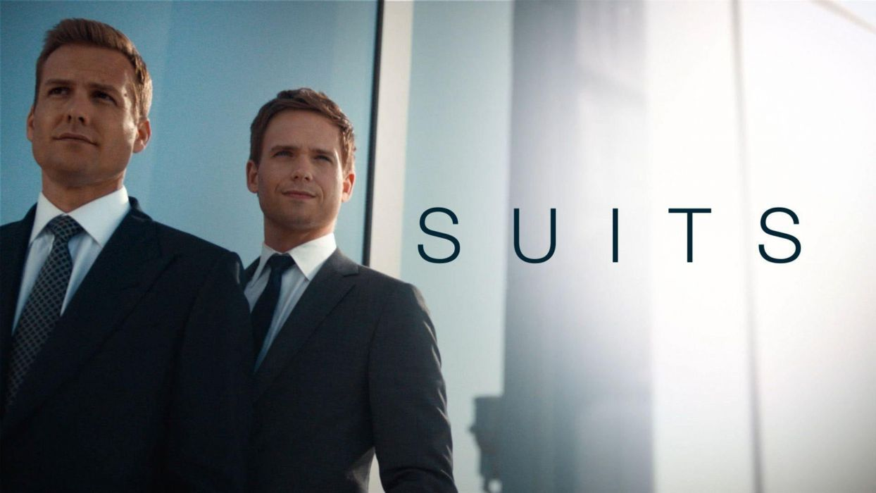 suits serie tv drama suepense wallpaper