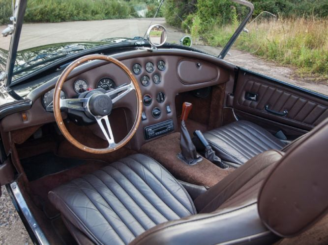 1987 AC-Cobra Mk-IV classic cars wallpaper