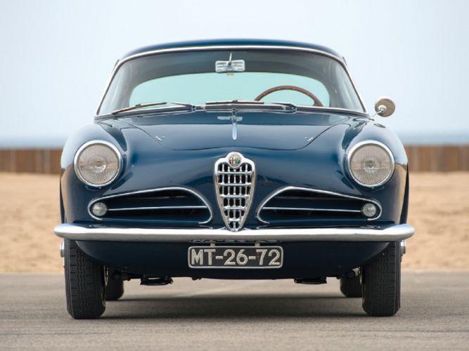 1957 Alfa Romeo 1900 Super Sprint Coupe classic cars wallpaper