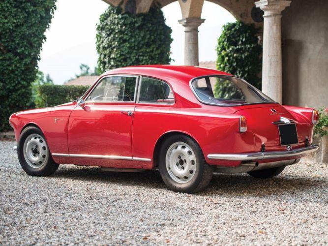 1957 Alfa Romeo Giulietta Sprint Veloce Alleggerita Bertone classic cars wallpaper