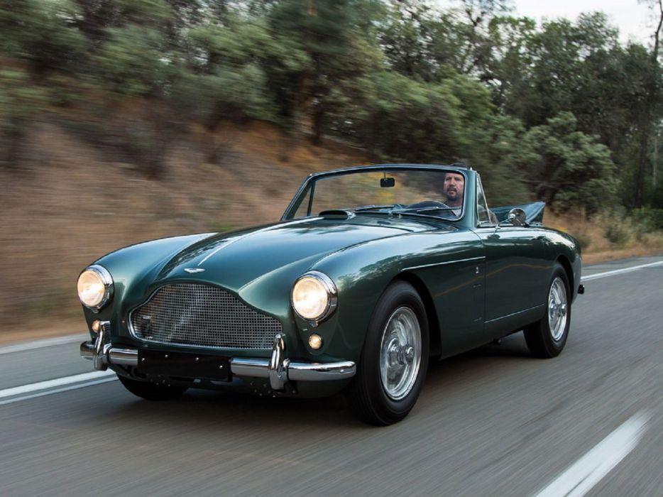 1958 Aston Martin Db2 4 Mk Iii Drophead Coupe Classic Cars Wallpaper 1454x1090 772853 Wallpaperup