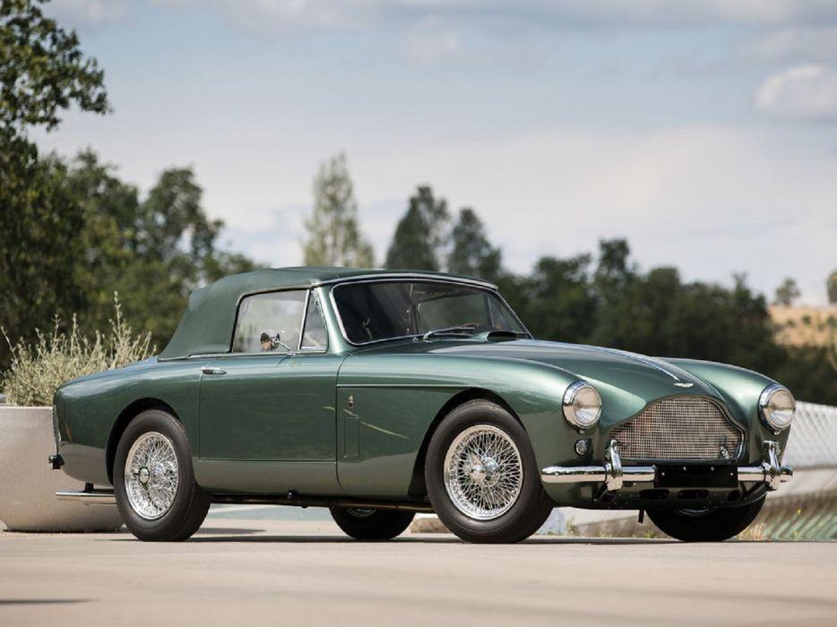 1958 Aston Martin Db2 4 Mk Iii Drophead Coupe Classic Cars Wallpaper 1454x1090 772857 Wallpaperup