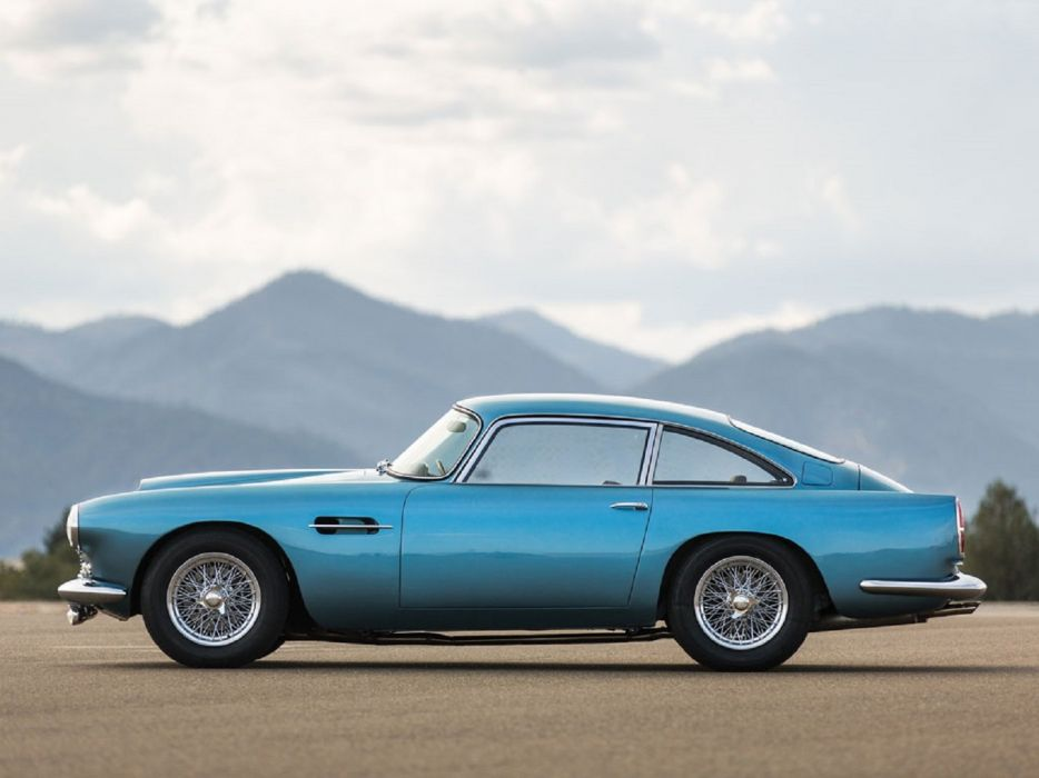 1961 Aston Martin DB4 classic cars wallpaper