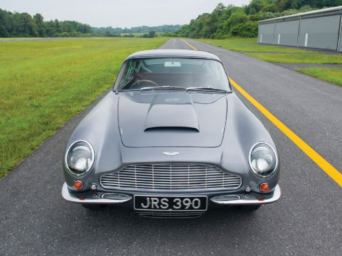 1966 Aston Martin DB6 classic cars wallpaper
