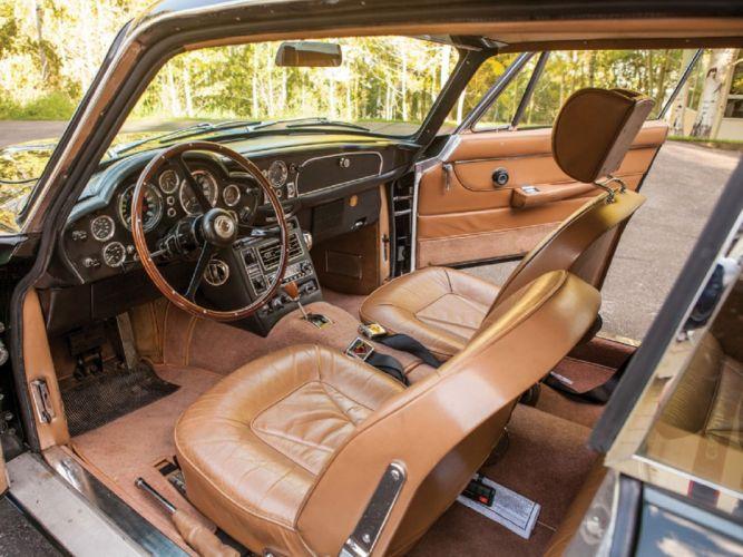 1967 Aston Martin DB6 Mk-I Shooting Brake classic cars wallpaper