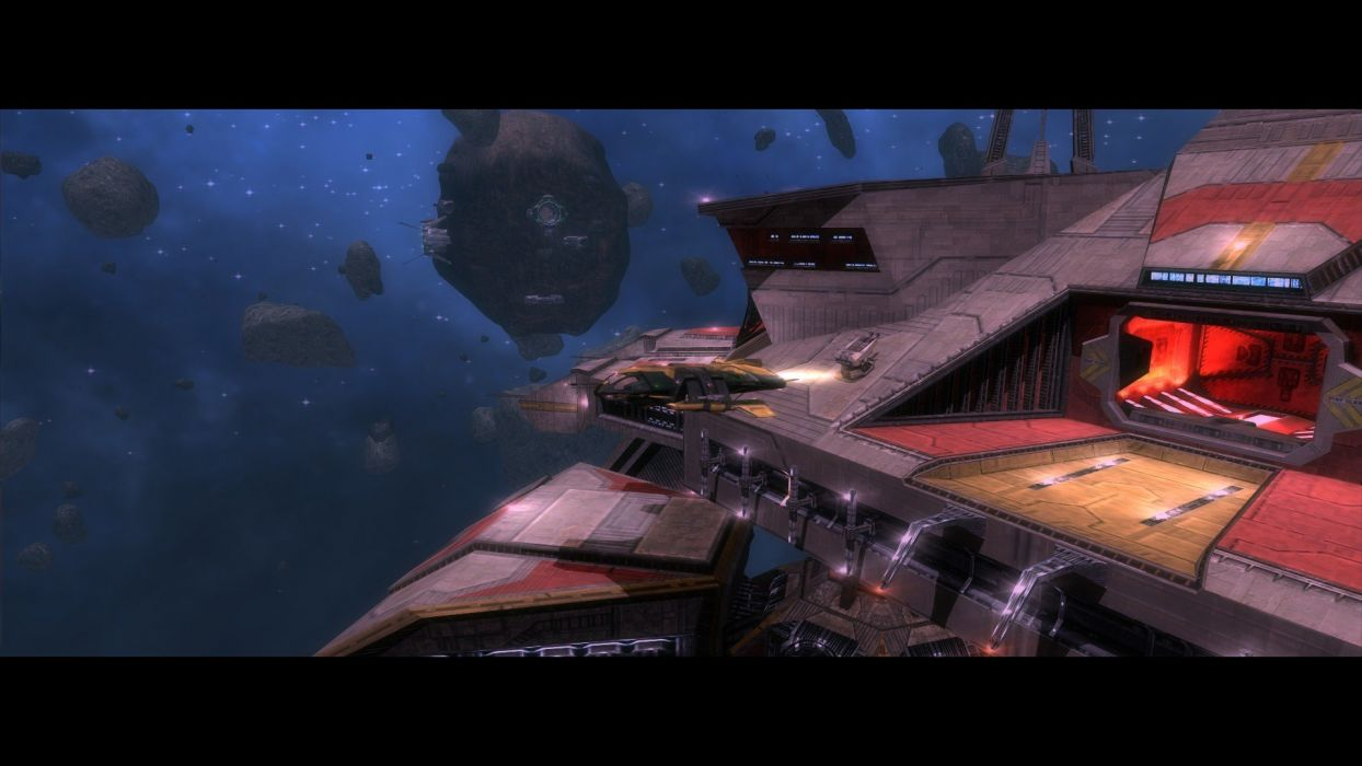 DARKSTAR ONE space action fighting futuristic spaceship 1done ship wallpaper
