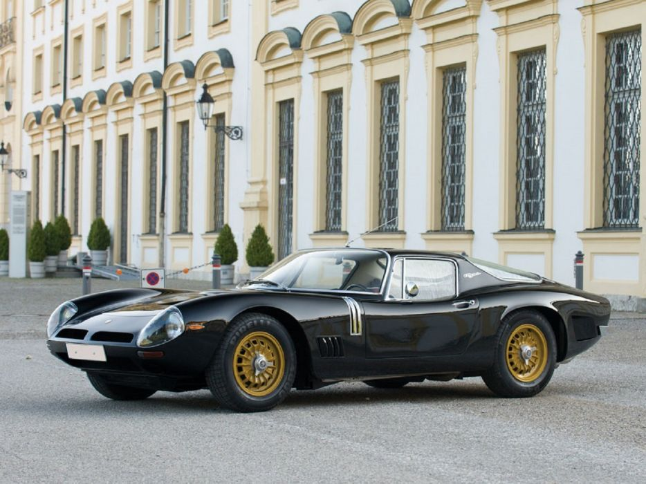 1966 Bizzarrini-GT Strada 5300 classic cars wallpaper