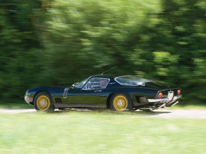 1966 Bizzarrini-GT Strada 5300 classic cars wallpaper