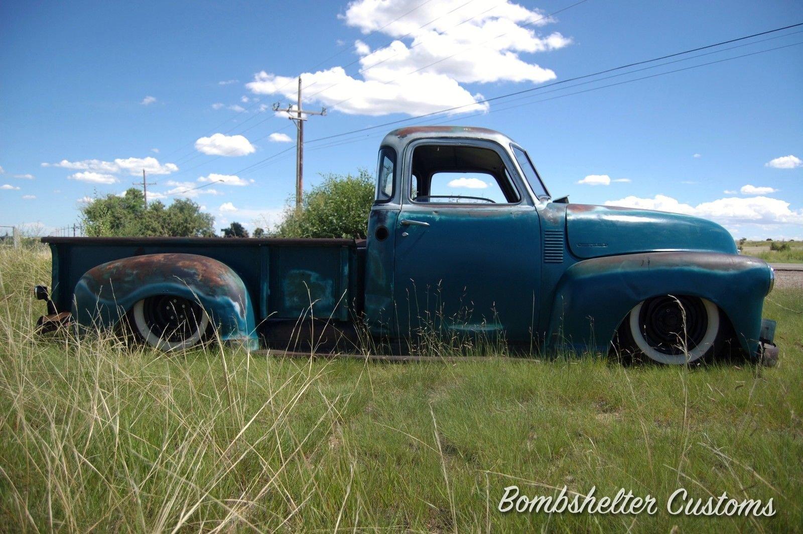 Pickup Lowrider Rat Hot Rod Rods Custom Wallpaper 1600x1063 1949 Chevy 773054 Wallpaperup
