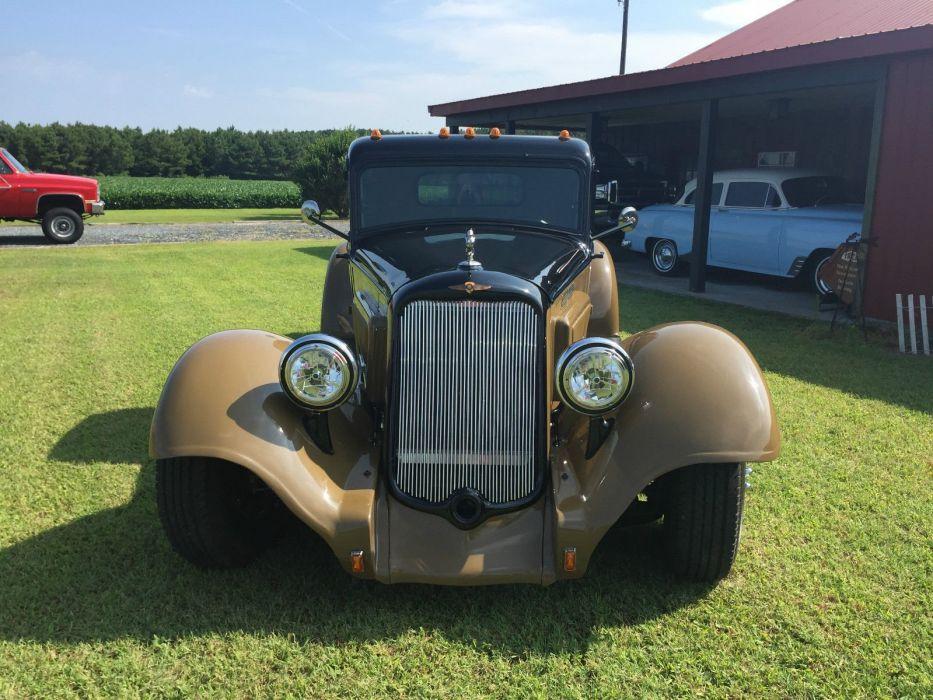 1935 Dodge pickup hot rod rods custom h wallpaper