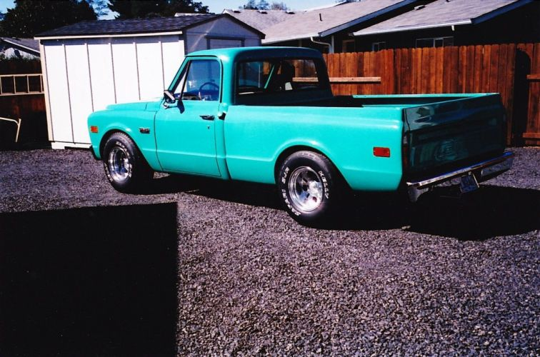 1968 GMC 1500 pickup hot rod rods custom h wallpaper