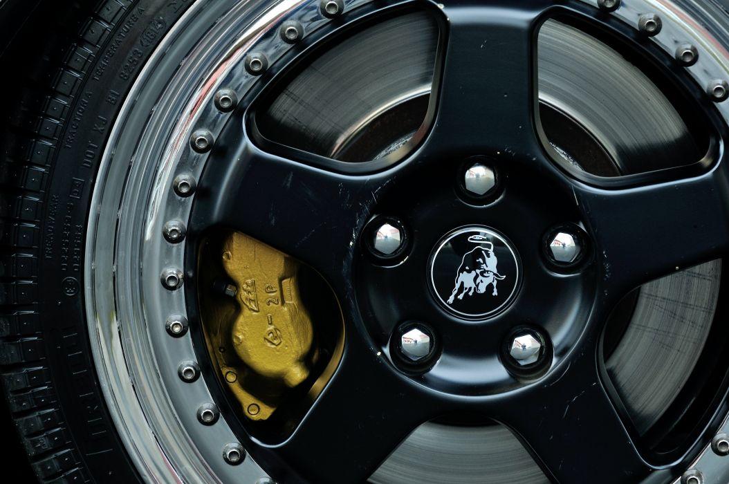 1992 Lamborghini Diablo Supercar Black Italy -08 wallpaper