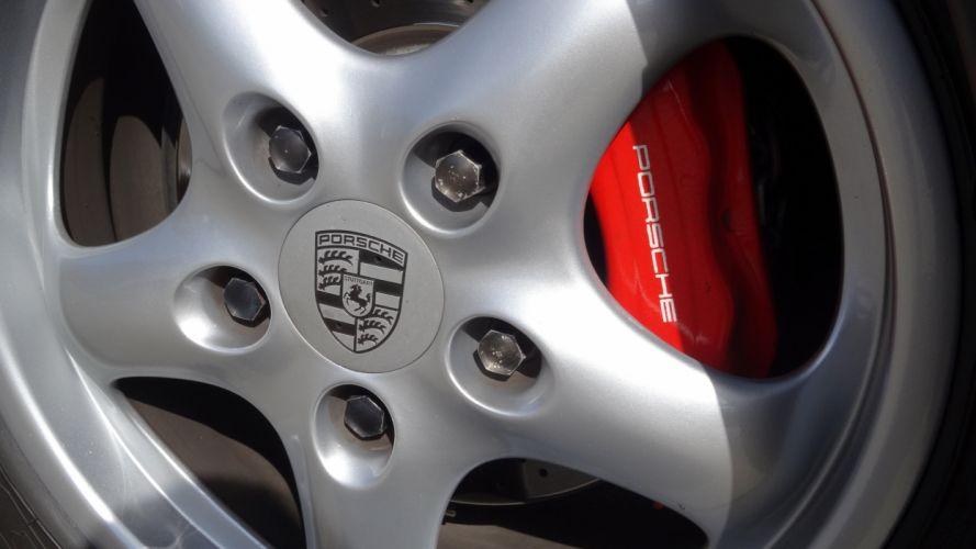 1995 Porsche 911 Carrera Supercar Germany -06 wallpaper