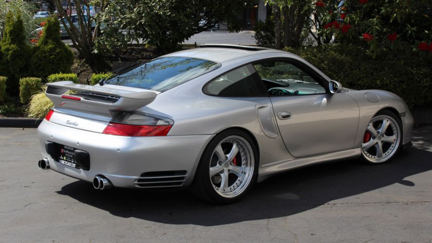 2002 Porsche 911 Turbo Supercar Germany -03 wallpaper