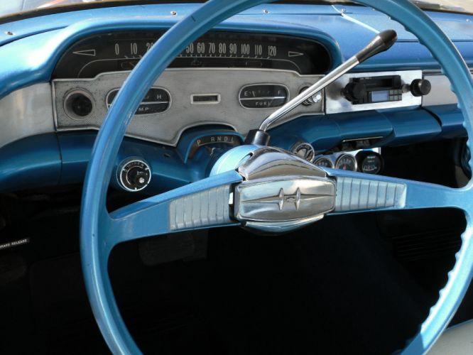 1958 Chevrolet Impala Delray hot rod rods custom h wallpaper