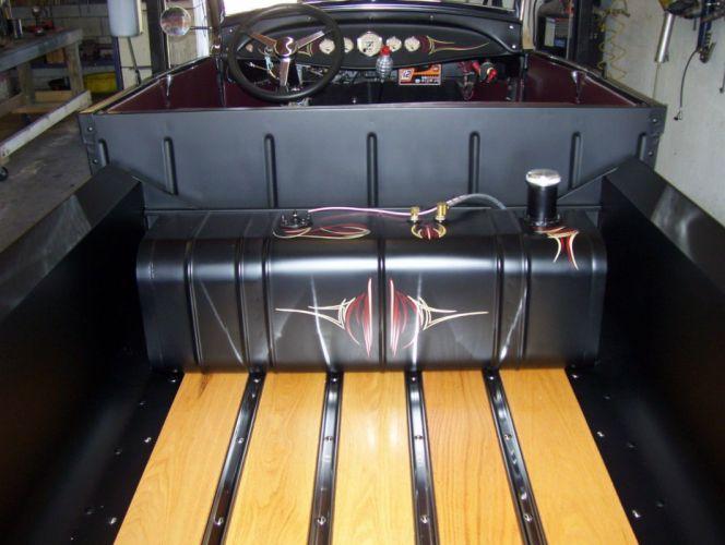 1928 Ford Model-A pickup hot rod rods custom h wallpaper