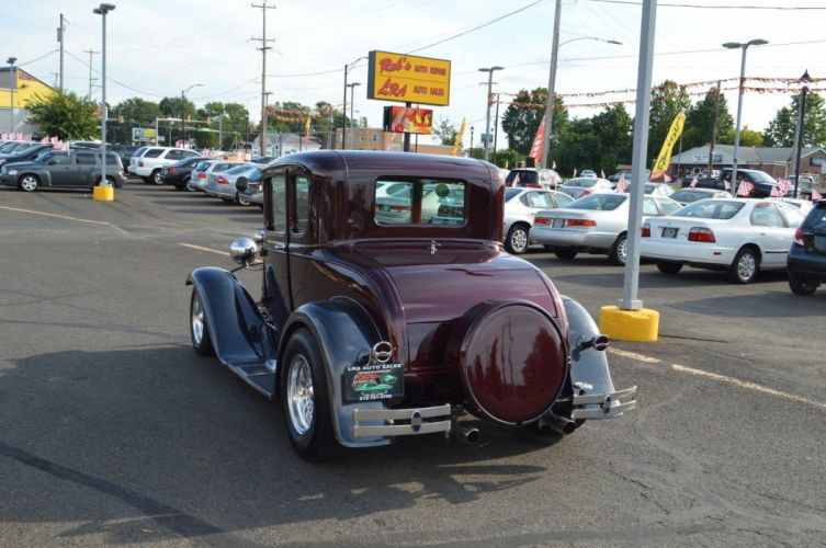 1930 Ford Model-A hot rod rods custom h wallpaper