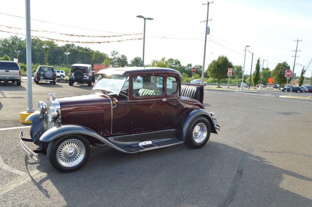 1930 Ford Model-A hot rod rods custom h wallpaper