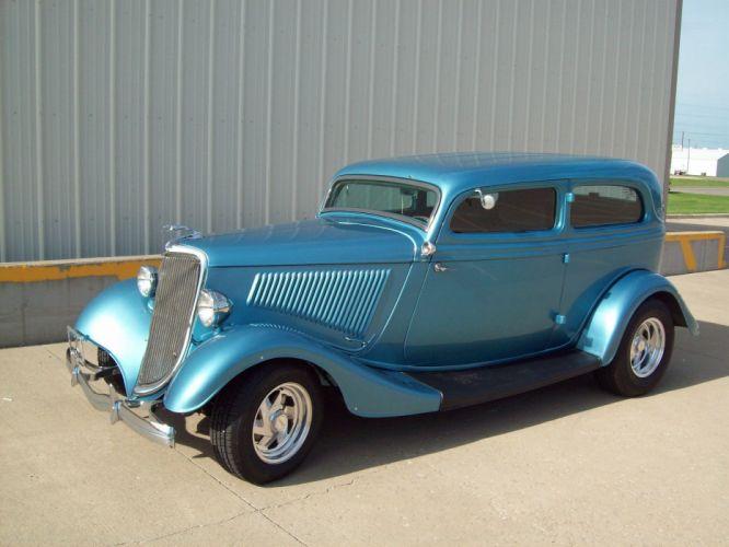 1934 Ford hot rod rods custom h wallpaper