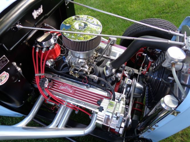 1930 Ford Model-A pickup rat hot rod rods custom h wallpaper