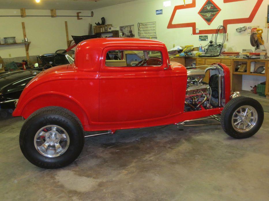 1932 Ford hot rod rods custom h wallpaper