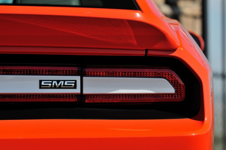 2009 Dodge Challenger Saleen SMS 570X Muscle Supercar USA -17 wallpaper