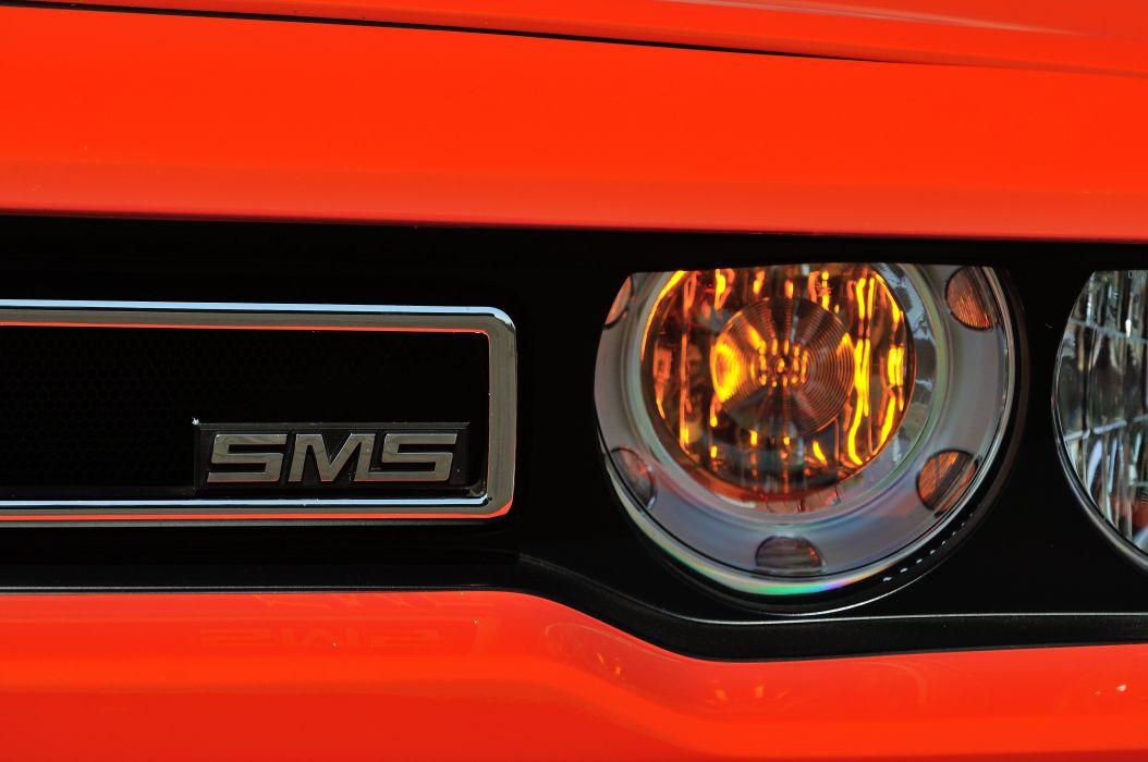 2009 Dodge Challenger Saleen SMS 570X Muscle Supercar USA -19 wallpaper