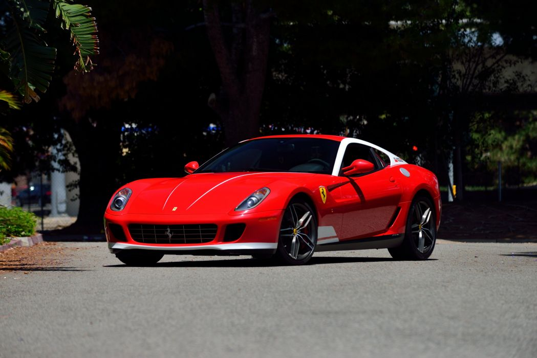 2011 Ferrari 599 GTB Alonso Final Edition Supercar Sport Exotic Italy -01 wallpaper