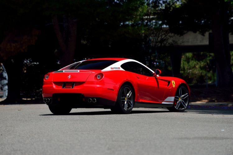 2011 Ferrari 599 GTB Alonso Final Edition Supercar Sport Exotic Italy -03 wallpaper