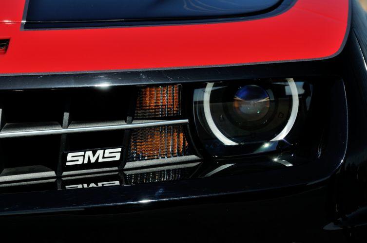 2012 Chevrolet Camaro Saleen Convertible Muscle Supercar SMS 6 5L USA -20 wallpaper