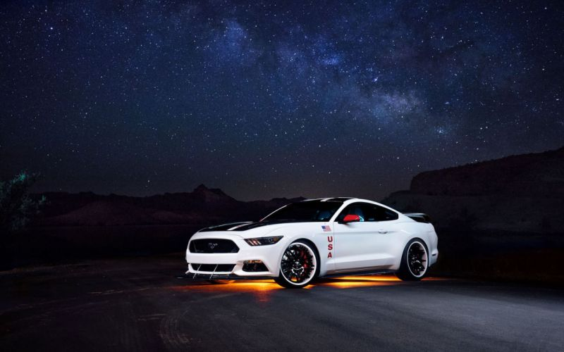 2015 Ford Mustang GT Apollo Edition Muscle Supercar USA -01 wallpaper