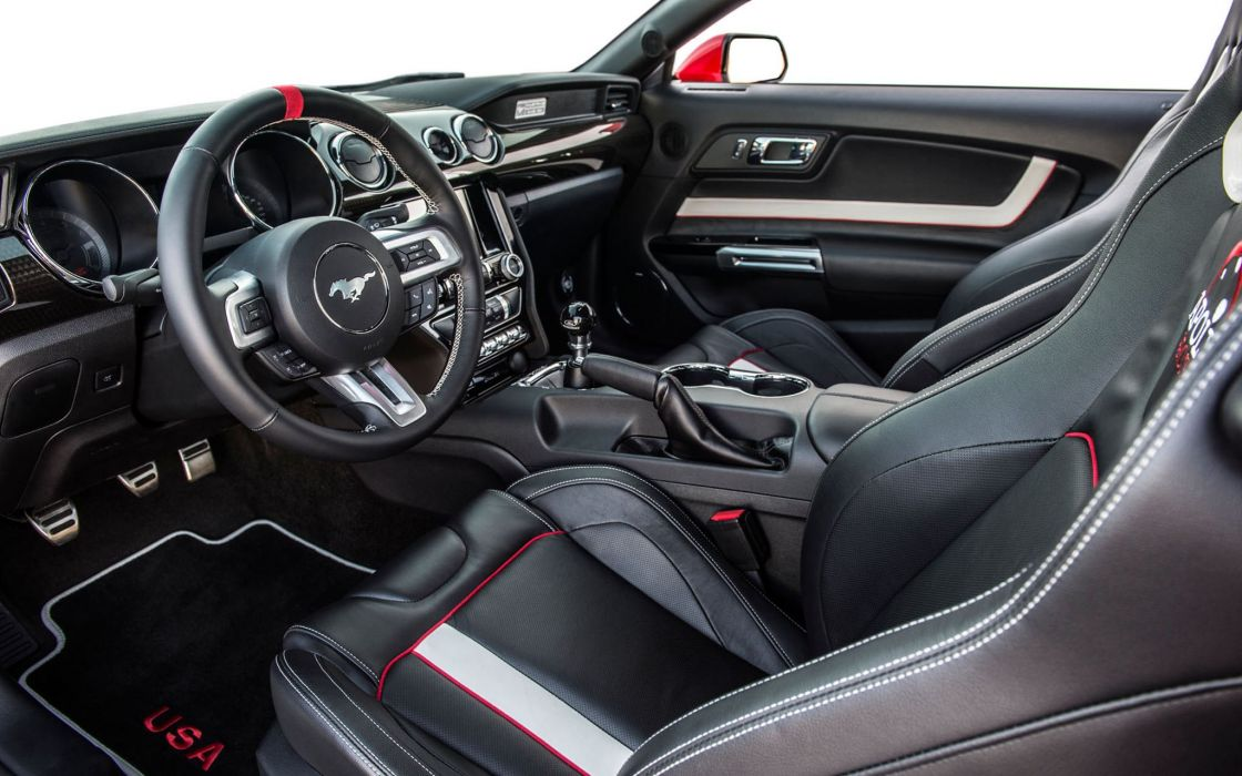 2015 Ford Mustang GT Apollo Edition Muscle Supercar USA -05 wallpaper
