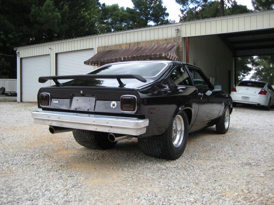 1974 Chevrolet Vega hot rod rods custom h wallpaper