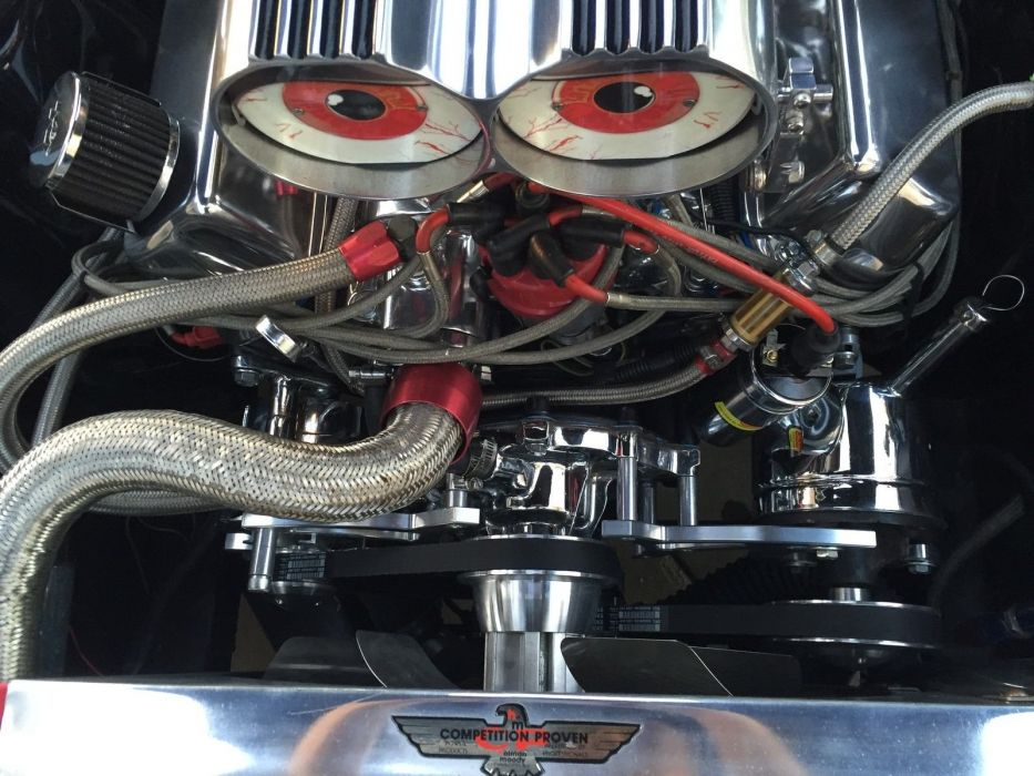 1967 Ford Mustang G-T hot rod rods custom h wallpaper