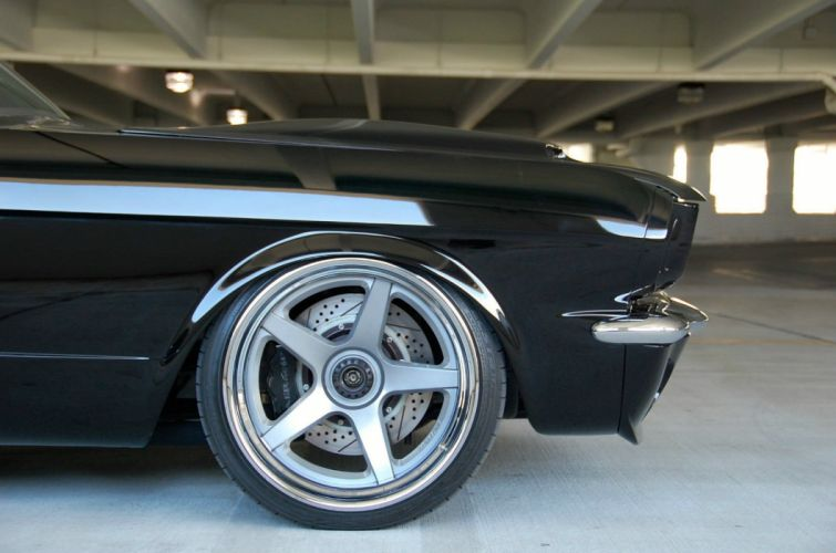 Ford Mustang Fastback hot rod rods custom h wallpaper