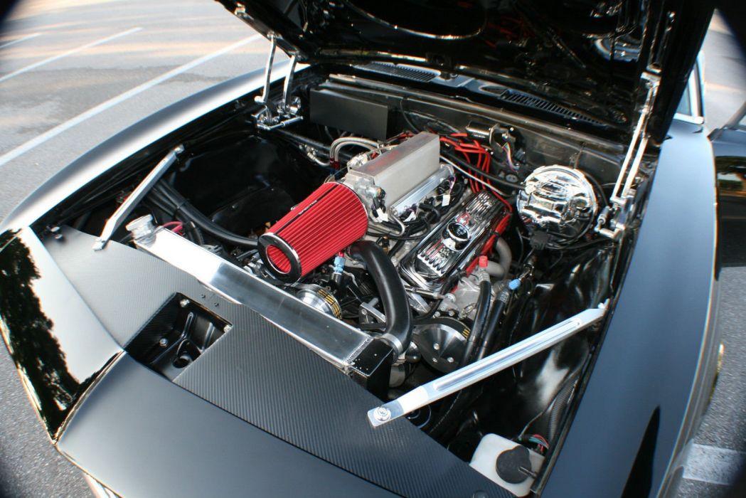 1967 Chevrolet Camaro hot rod rods custom h wallpaper