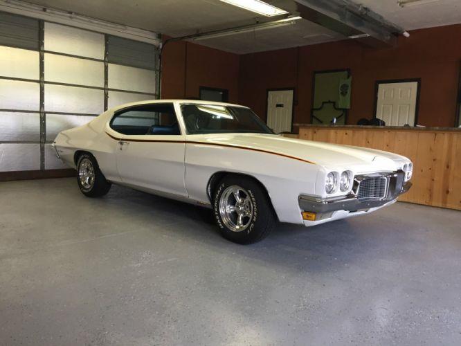 1970 Pontiac LeMans hot rod rods custom h wallpaper