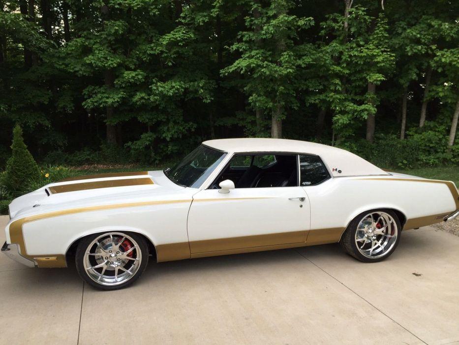 1972 Oldsmobile 442 Cutlass hurst hot rod rods custom h wallpaper
