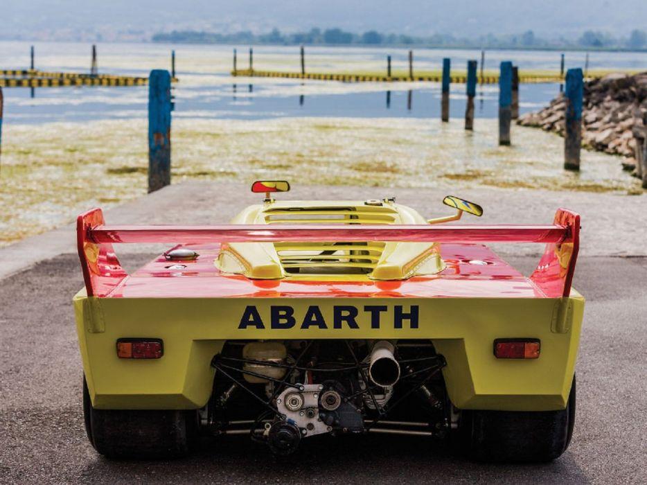 1974 Abarth 2000-SE 027 cars racecars wallpaper
