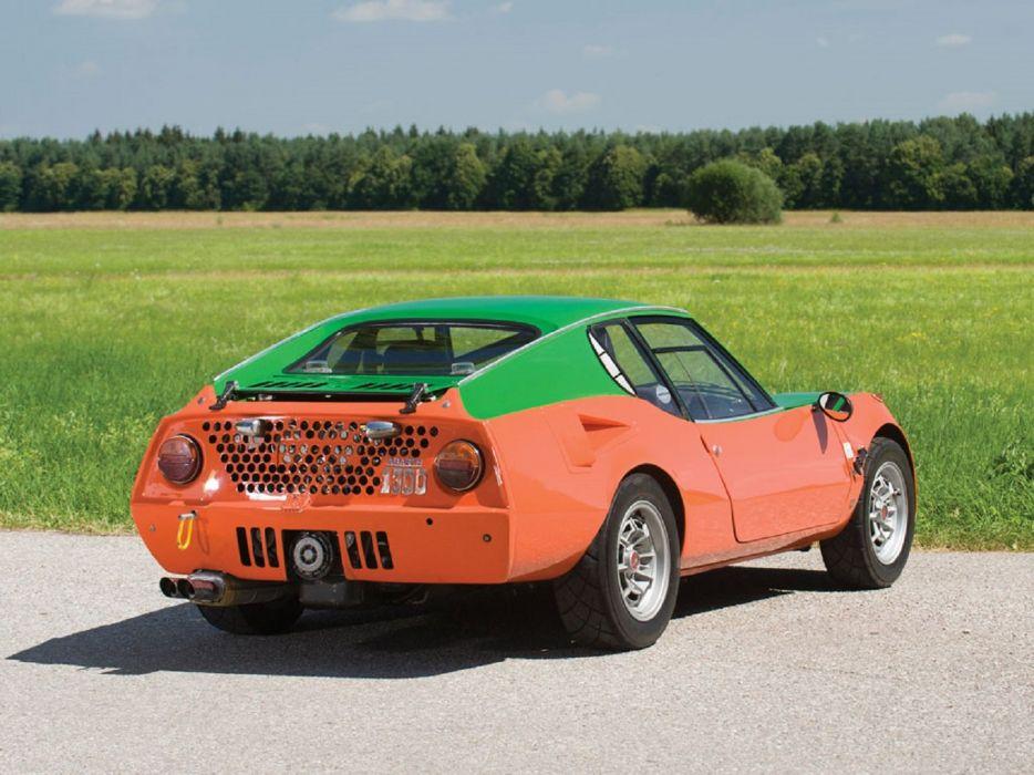 1969 Abarth Scorpione Prototipo cars racecars wallpaper