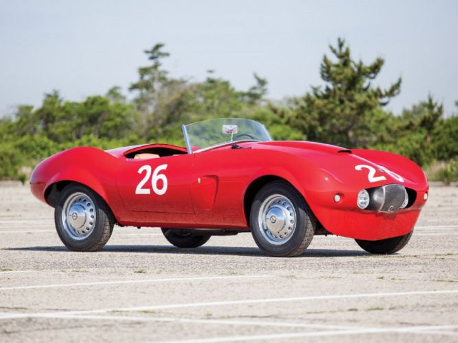 1956 Arnolt-Bristol Roadster cars racecars wallpaper