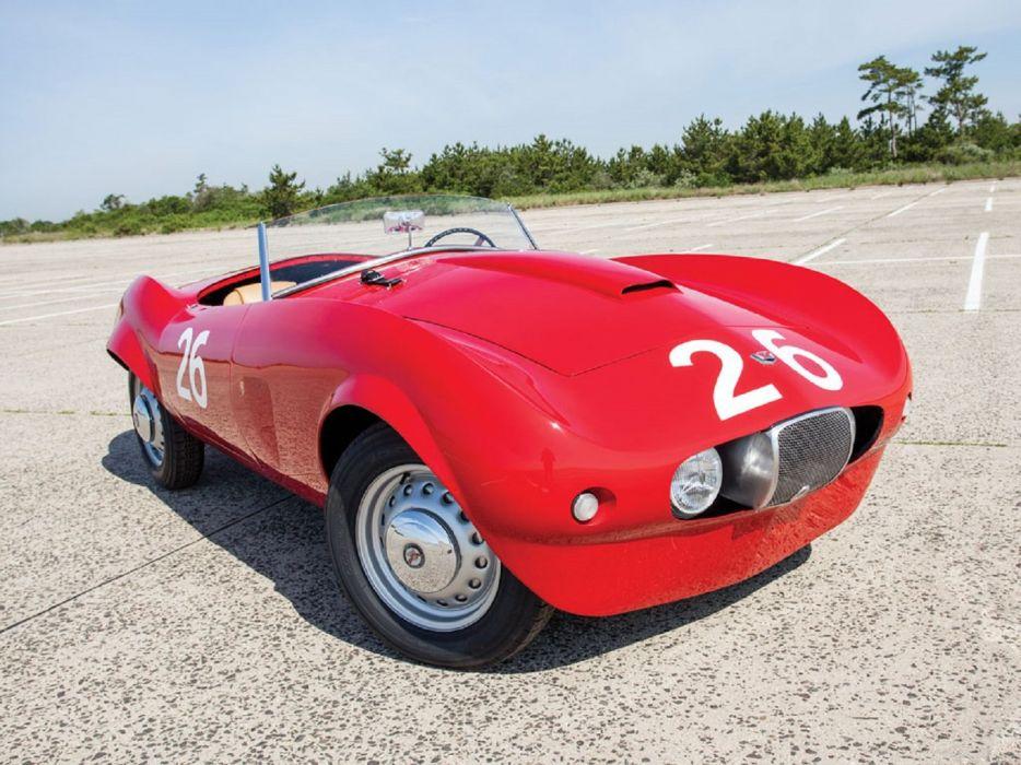 1956 Arnolt-Bristol Roadster cars racecars wallpaper